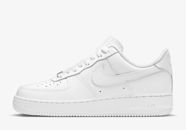 Best white sneakers: Nike Air Force 1 '07
