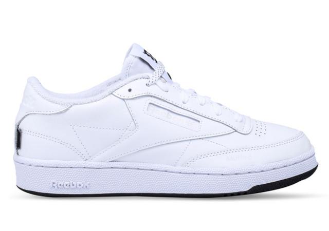 Best white sneakers: Reebok Club C 85 Shoes