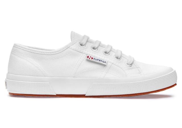 Best white sneakers: Superga 2750 Cotu Classic