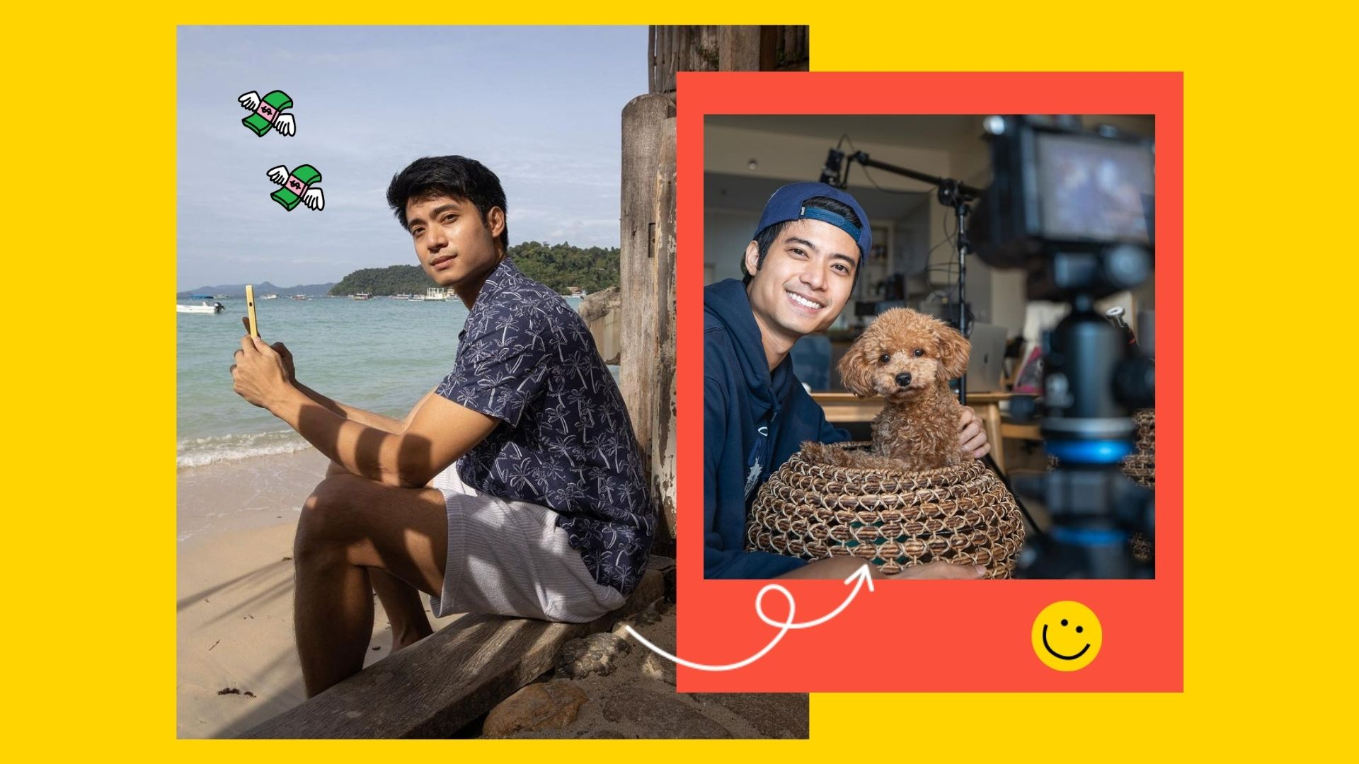 Megan Young and Mikael Daez talk about side hustles