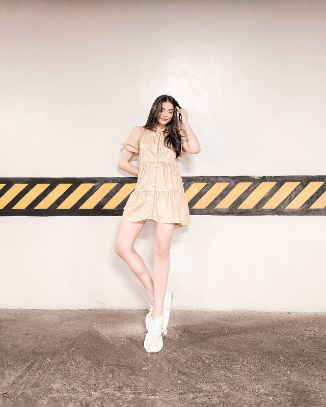 Rhian Ramos neutral-colored outfit 7