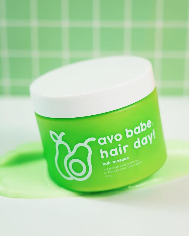 Babe Formula Avo Babe Hair Day Hair Mask