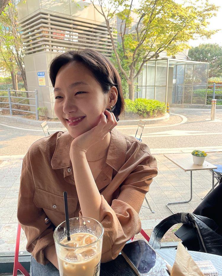 Korean celebs who actually dated: Kim Go Eun and Shin Ha Kyun