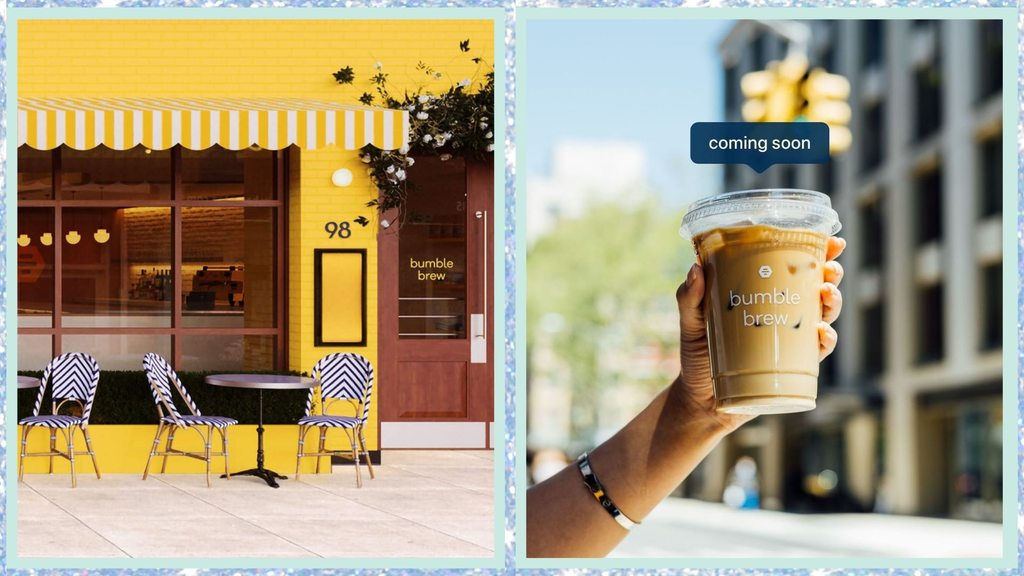 Bumble Brew Cafe opens in July 2021