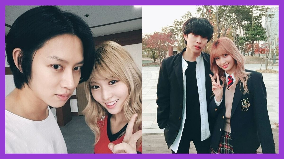 Super Junior's Heechul And TWICE's Momo have reportedly split