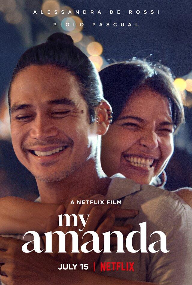 my amanda poster