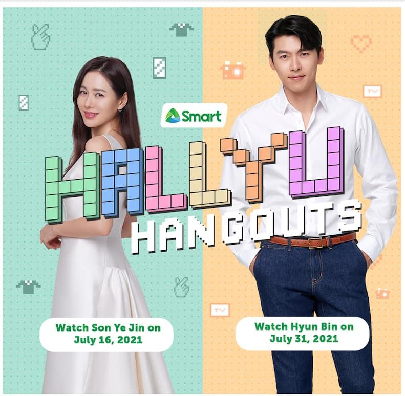 Hyun Bin and Son Ye Jin's online fan meets for Pinoy fans