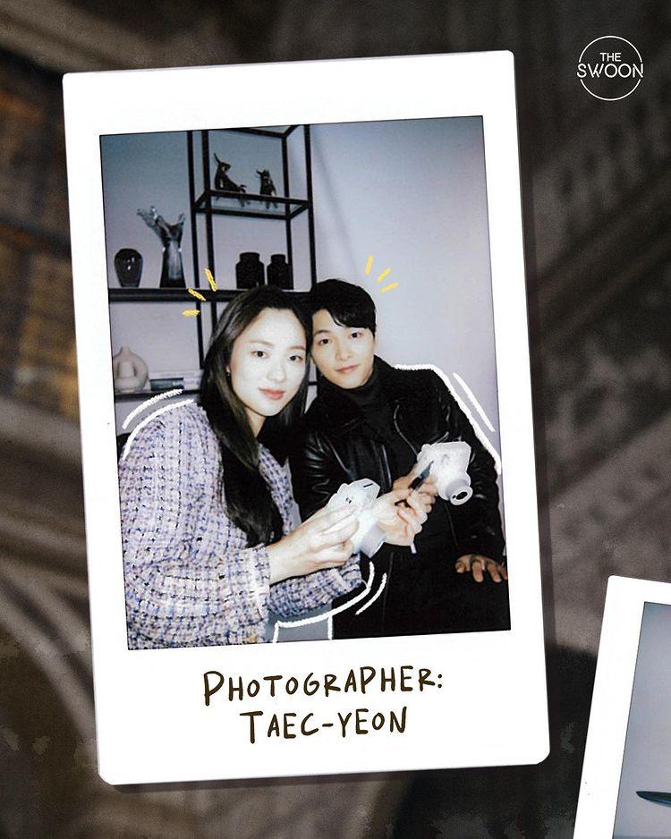 The best Song Joong Ki and Jeon Yeo Bin moments
