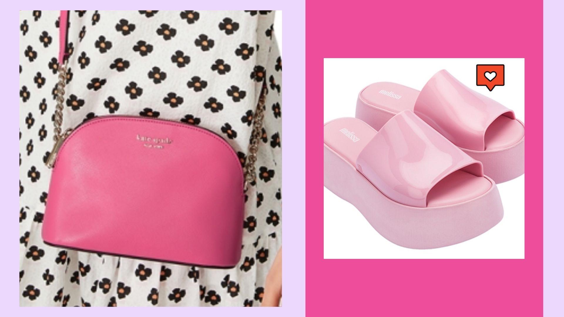 Cute Pink Fashion Items