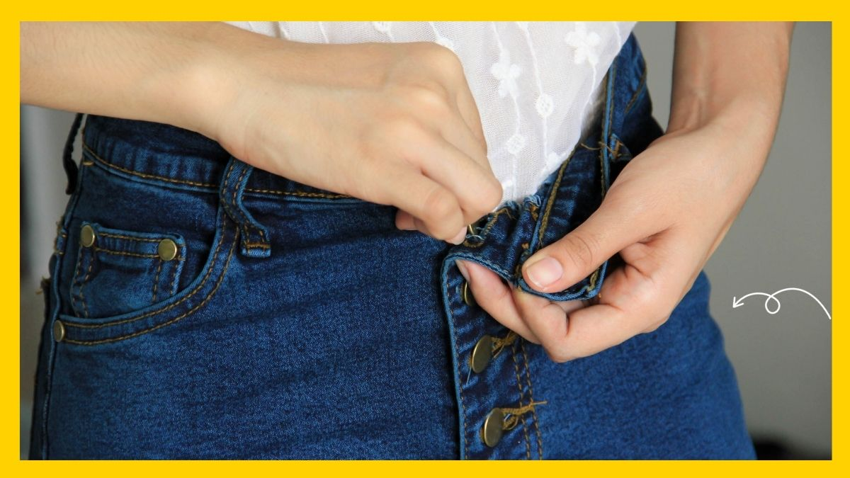 how to stretch jeans