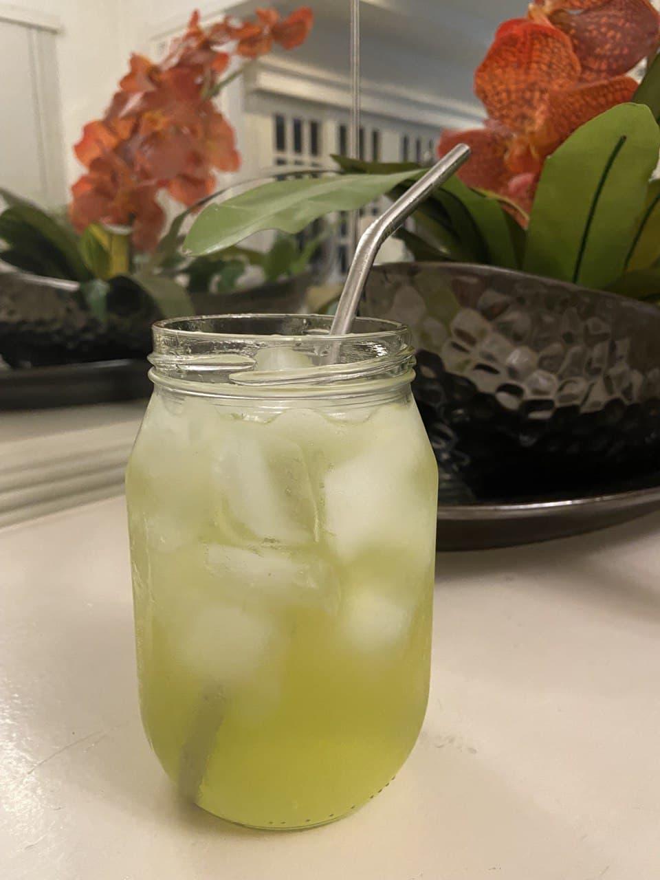 Soju cocktail