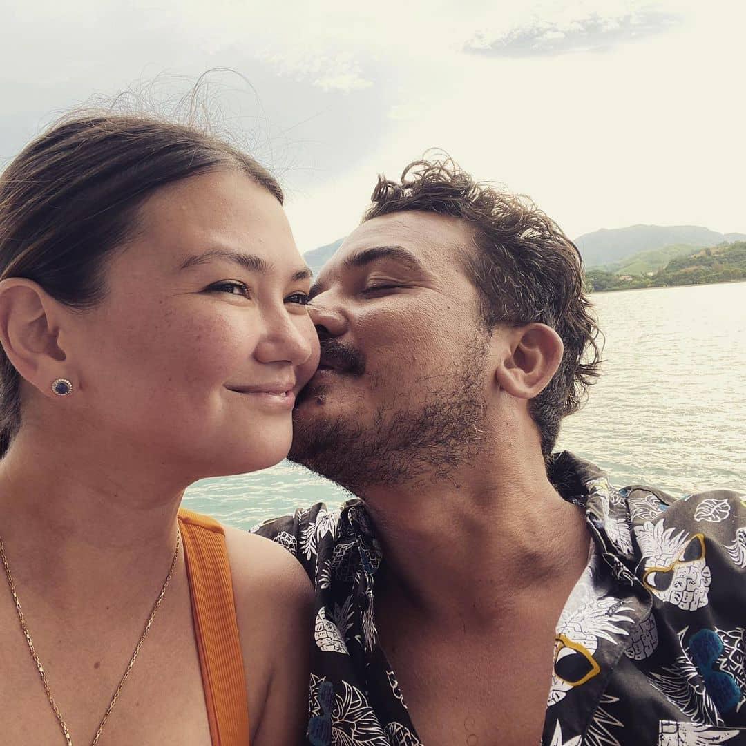 Angelica Panganiban celebrates one year anniversary with non-showbiz boyfriend Gregg Homan