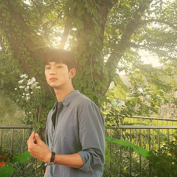 Kim Soo Hyun is Bench's newest endorser