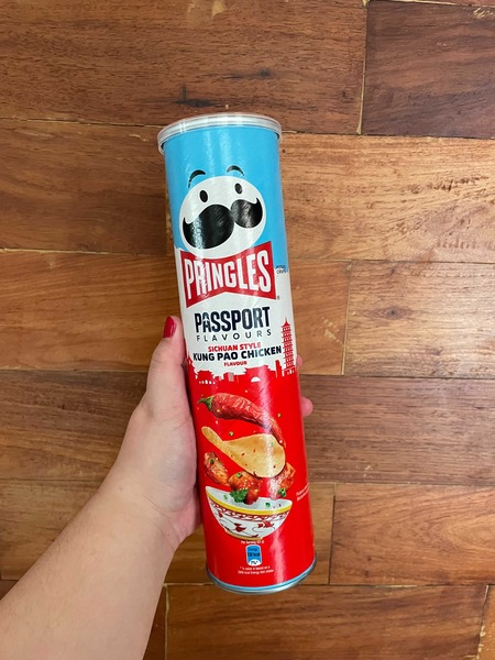 Pringles' Passport flavors: Kung Pao Chicken review