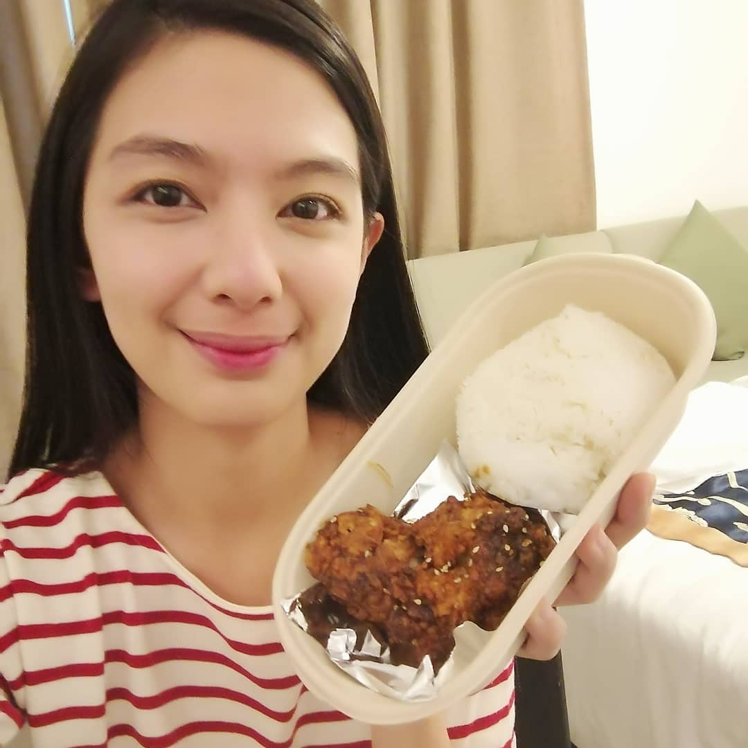 Jennica Garcia addresses weight concerns, explains kain po tayo post