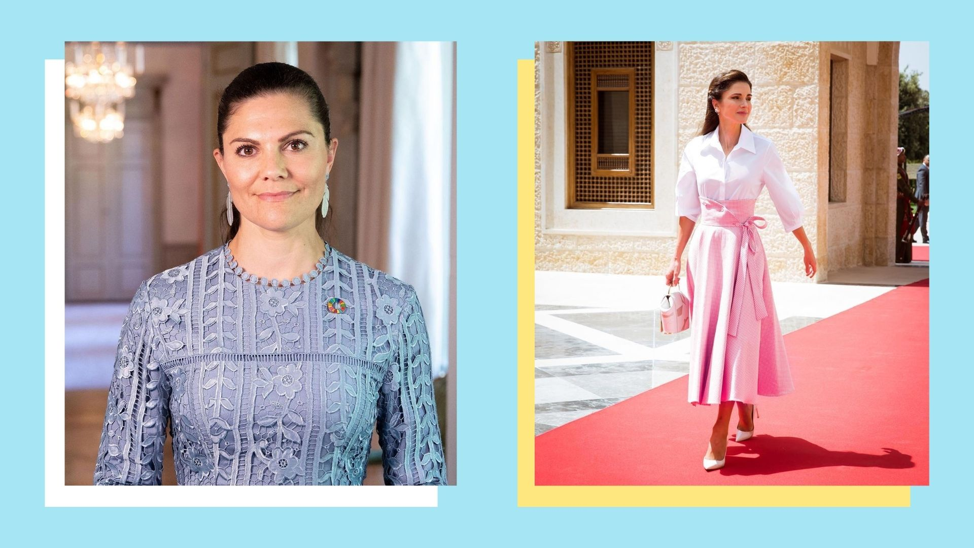 Stylish Royals To Check Out Right Now