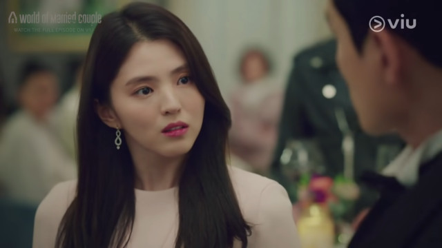 Han So Hee in A World of Married Couple