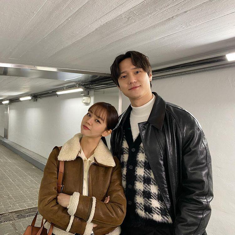 Hyeri says she's thankful of Ryu Jun Yeol