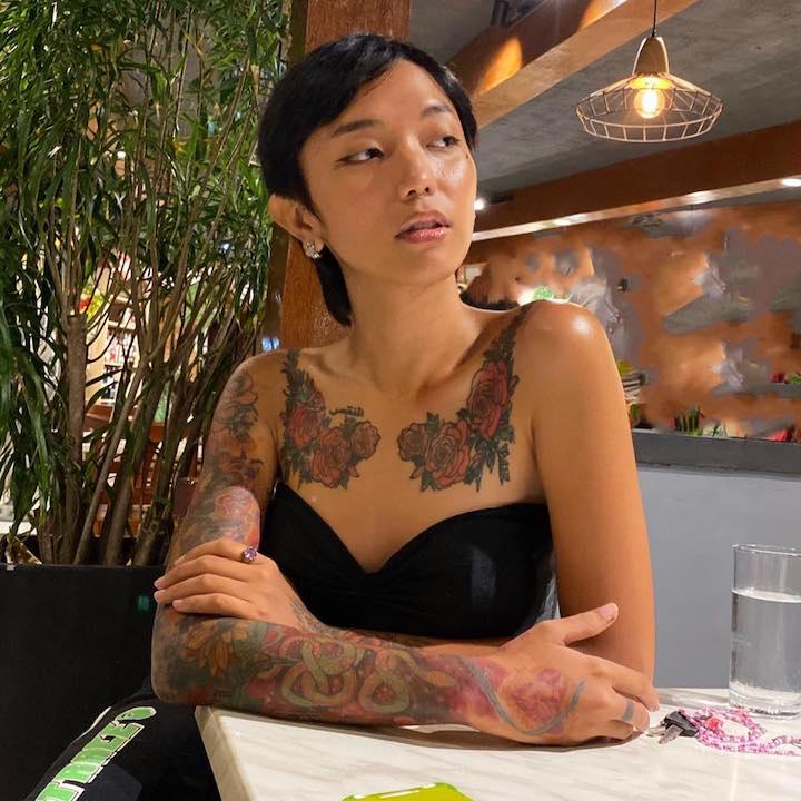 Pinay tattoo artist