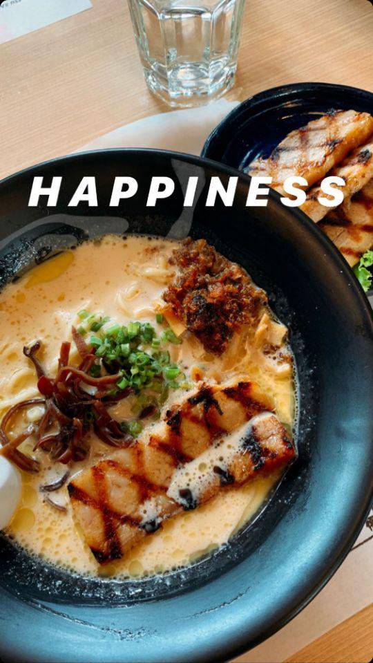 My Perfect Food Day: Yushoken's Shio ramen