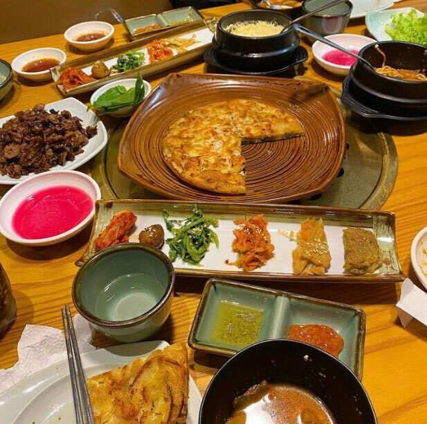 My Perfect Food Day: Korean BBQ from Masil
