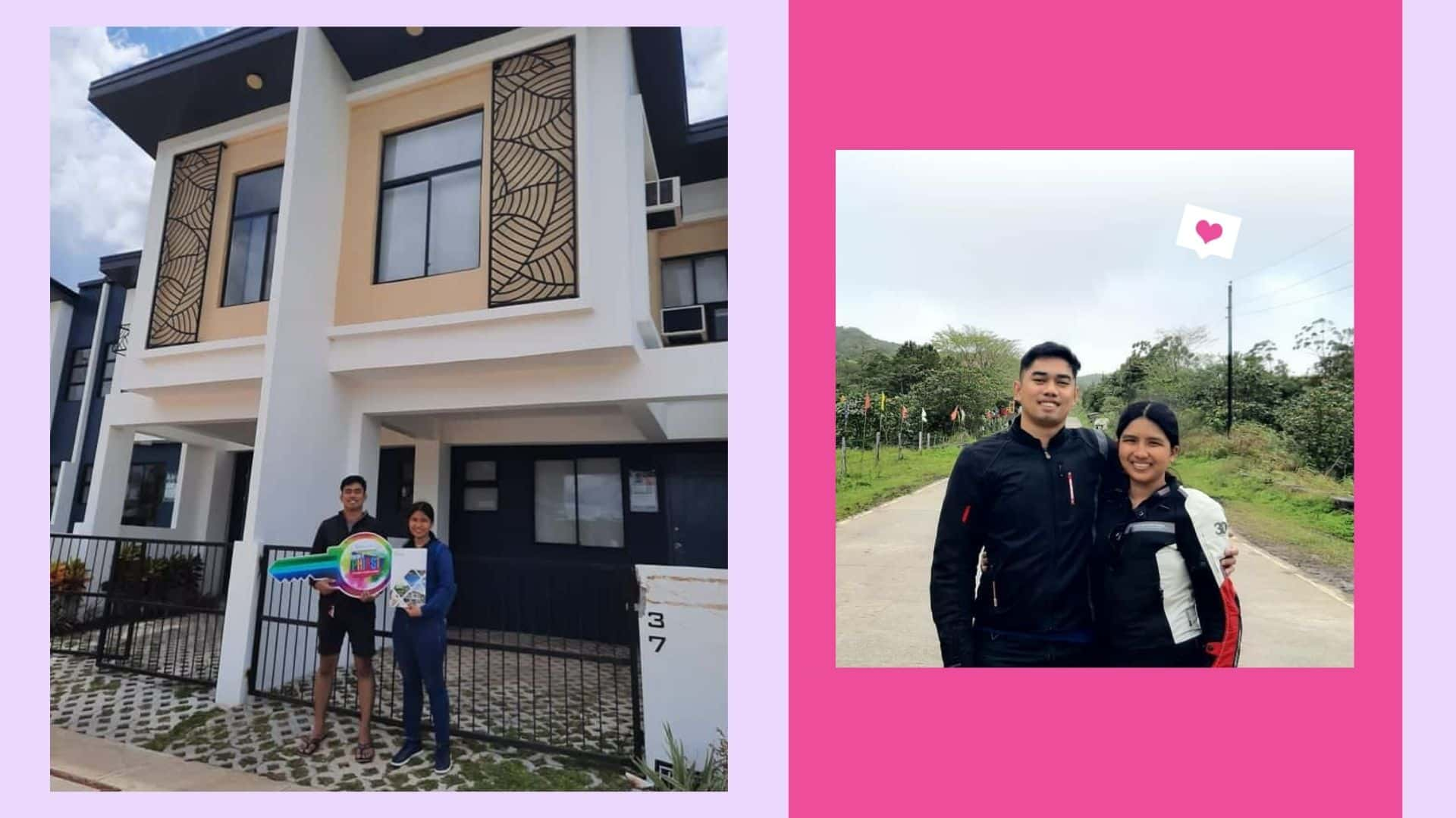 How This Pinoy Couple Bought A House Together In Their 20s