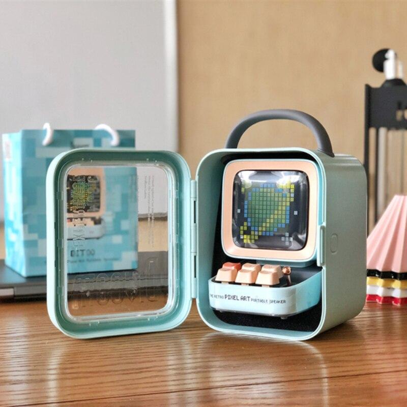 Divoom Ditoo Pixel Display Bluetooth Speaker