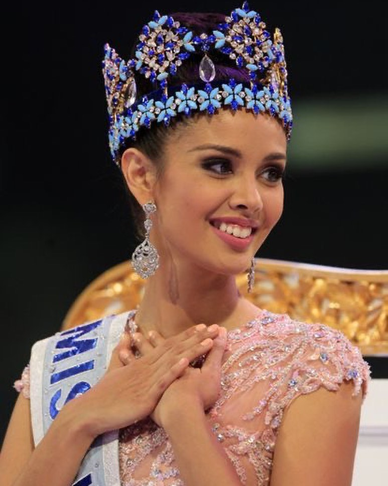 Megan Young Miss World 2013