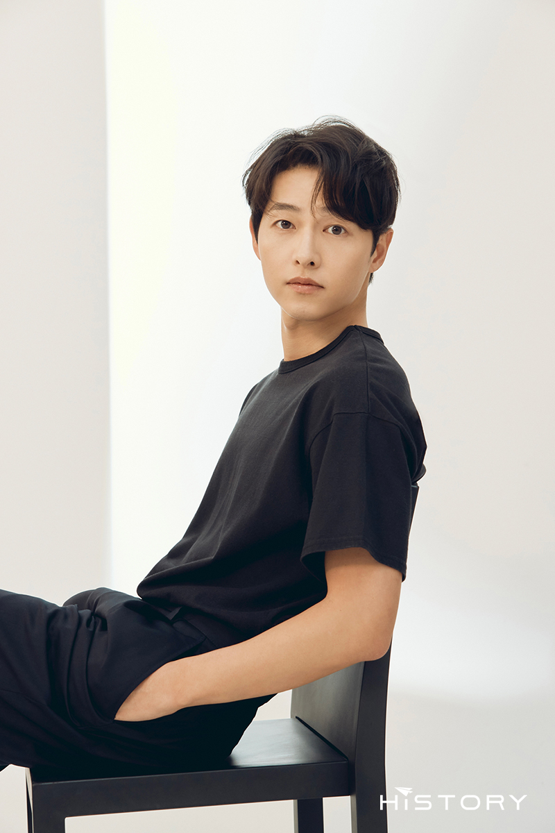 Song Joong Ki is confirmed to star in the revenge drama, Chaebol Family's Youngest Son