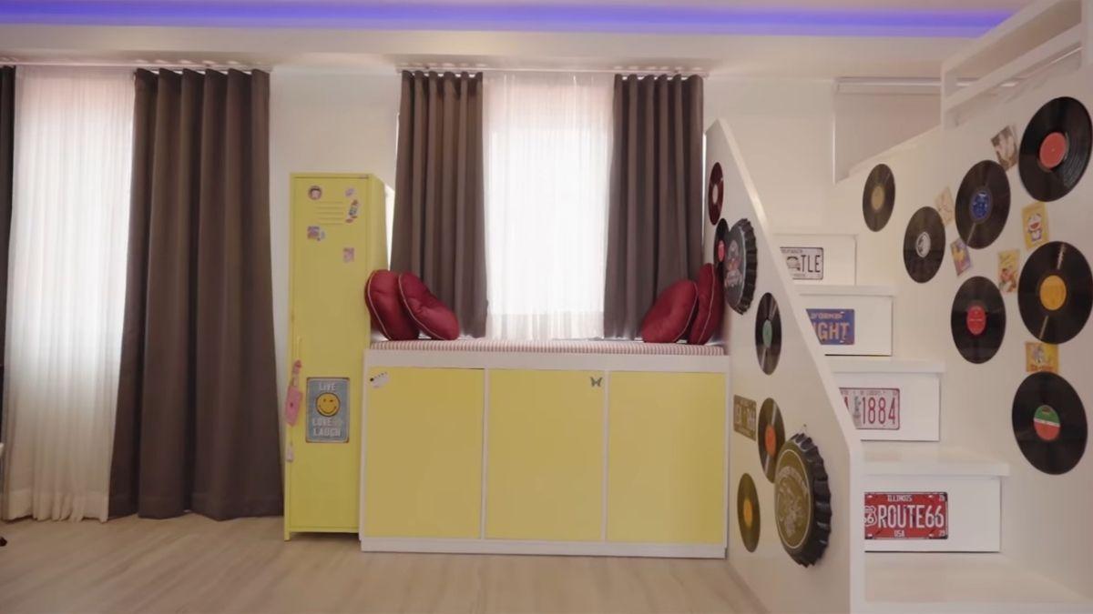 ANDREA BRILLANTES room makeover - bedroom (after)