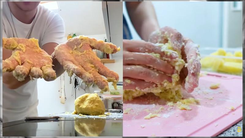 Bela Padilla & Norman Bay's Taste of Home episode 1: making gnocchi