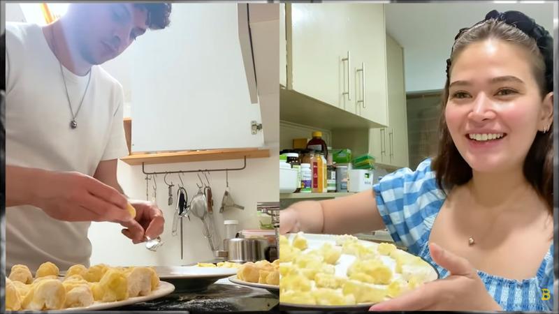 Bela Padilla & Norman Bay's Taste of Home episode 1: gnocchi cooking video