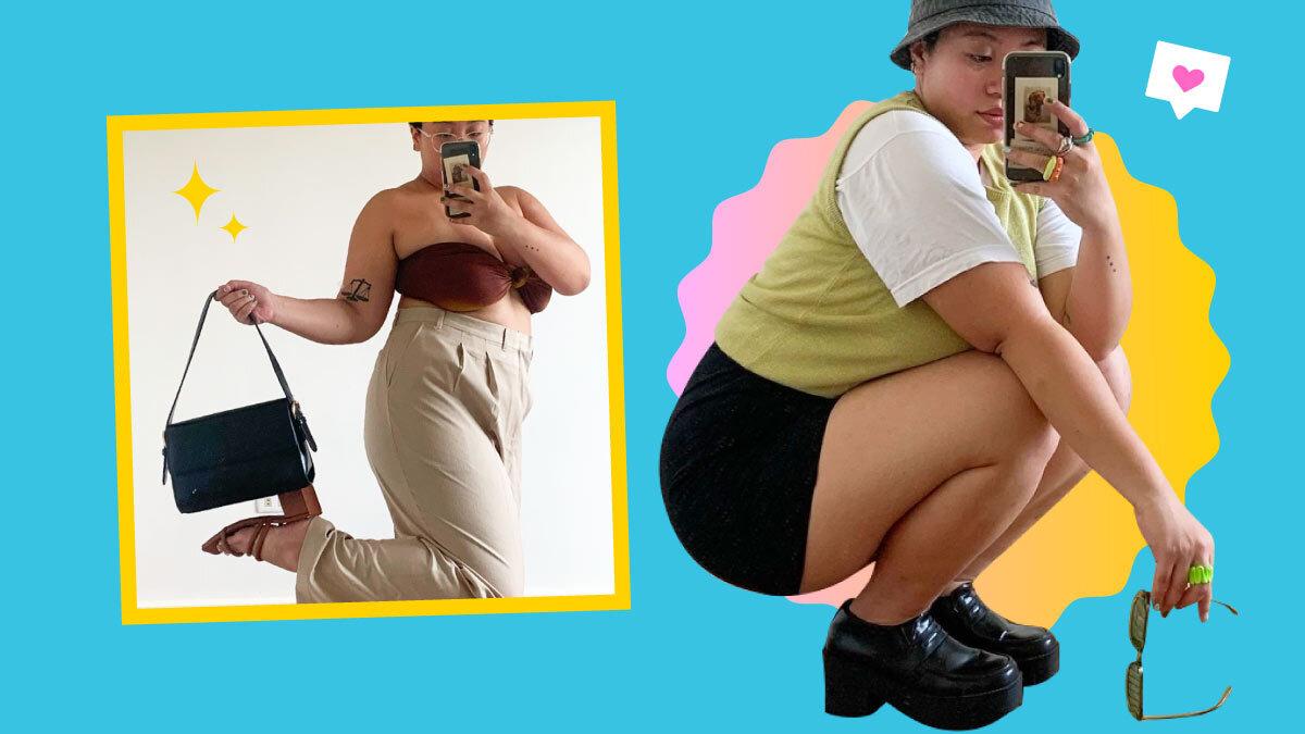 coleen dalde plus-size fashion essentials