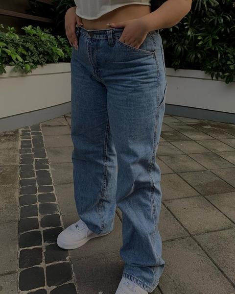 coleen dalde plus-size fashion: baggy jeans