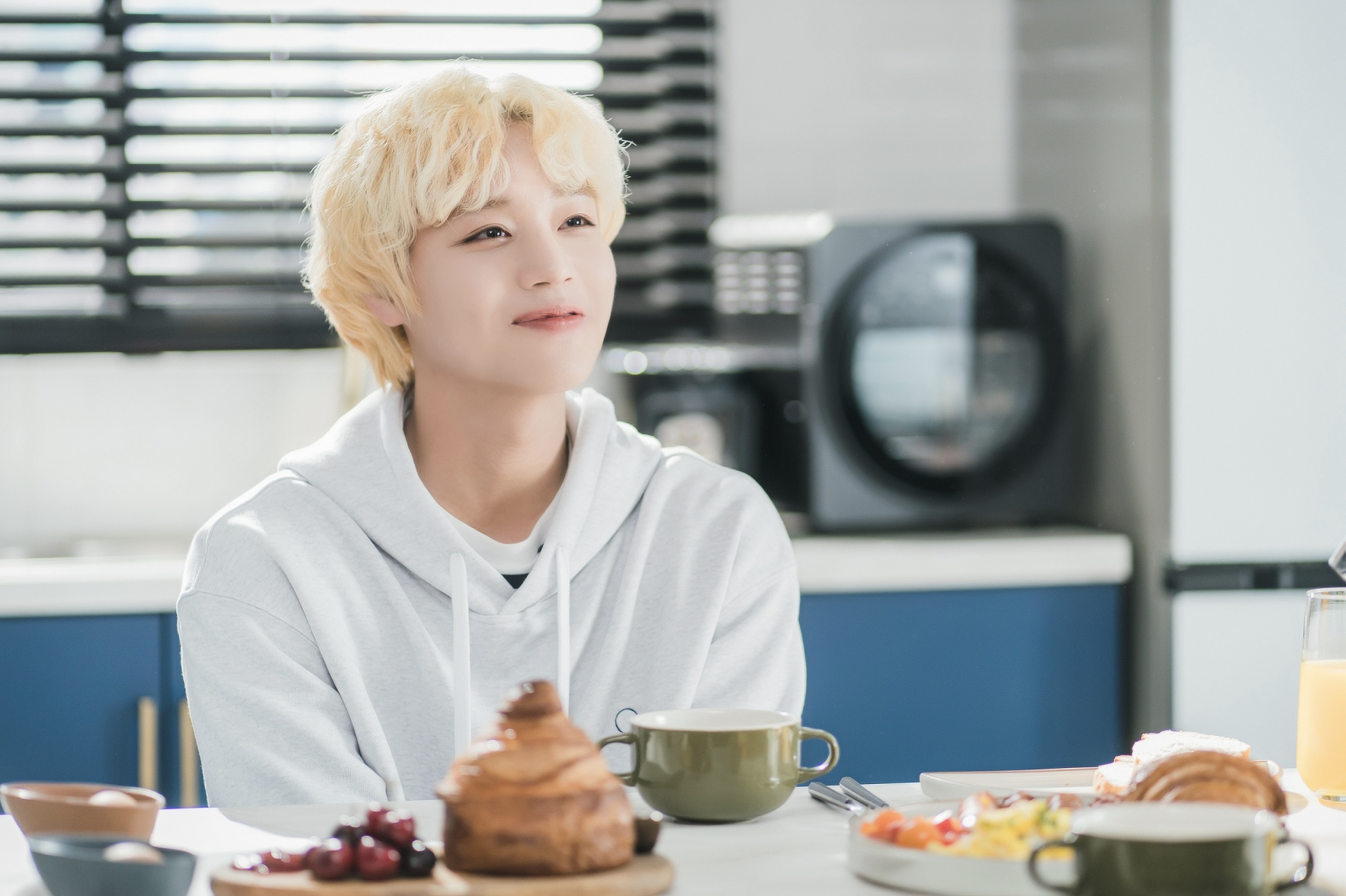 Park Ji Hoon Opens Up About His Role In 'At A Distance, Spring Is Green'