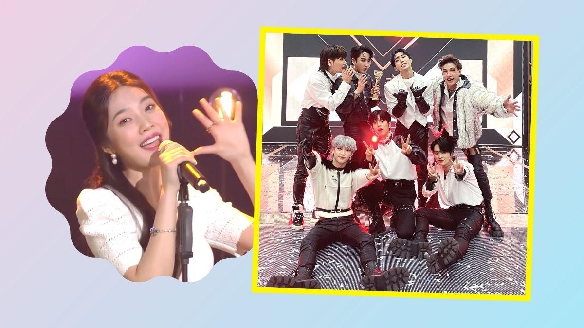 Music-themed Korean variety shows