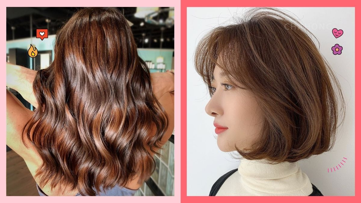 The Prettiest Chocolate Brown Hair Color Ideas