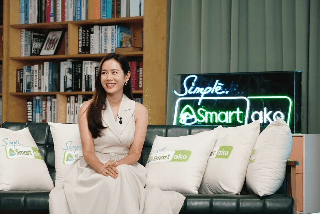 Son Ye Jin shares her thoughts on playing K-drama roles