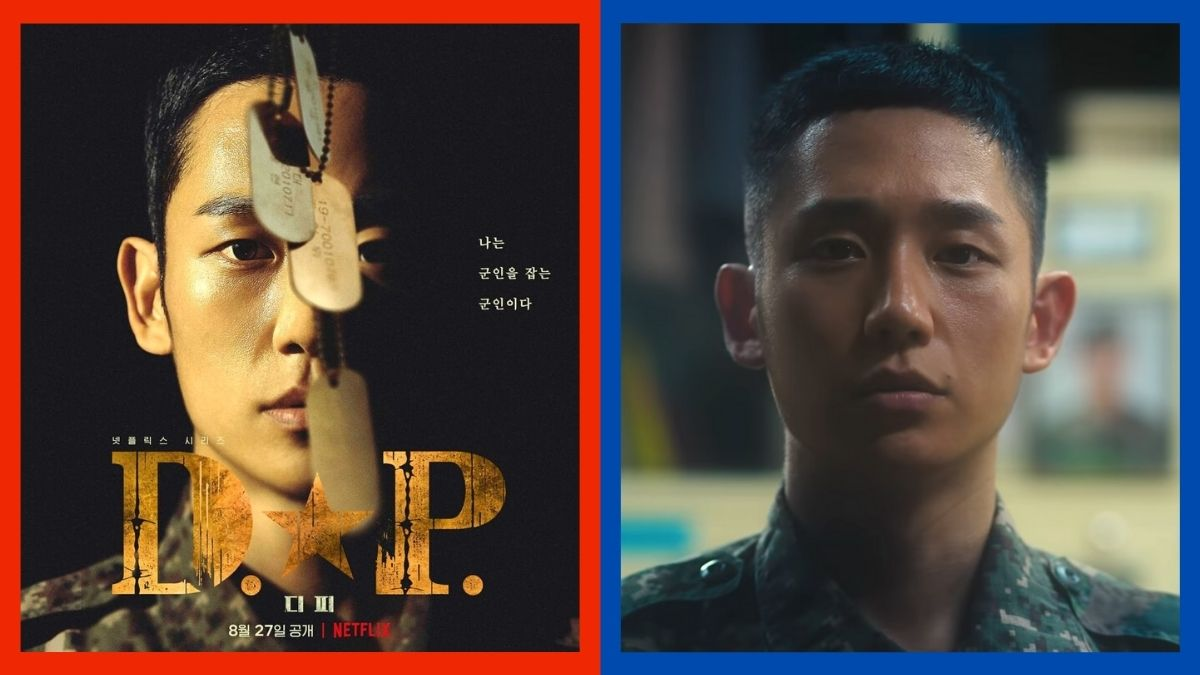 Premiere of Netflix's 'D.P.' starring Jung Hae In