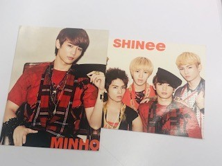 K-pop photo card collections