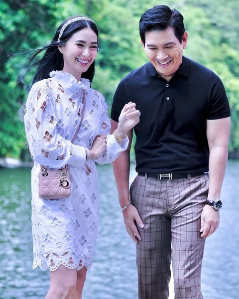 Heart Evangelista and Richard Yap - I Left My Heart In Sorsogon