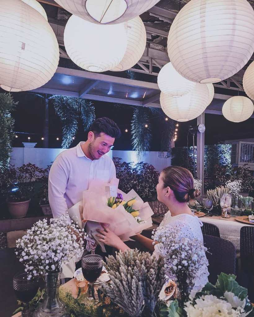 John Prats and Isabel Oli exchange cute vows on Magandang Buhay