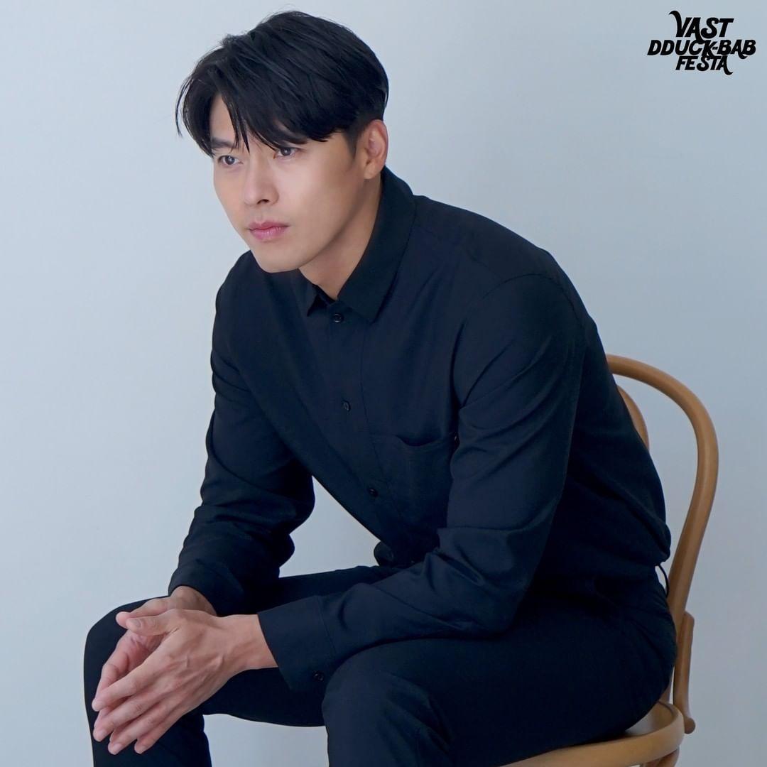 Korean actors who don't have official social media accounts: Hyun Bin