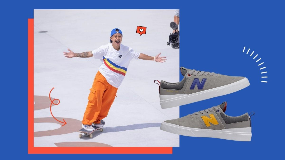 Where To Buy Margielyn Didal's New Balance Sneakers