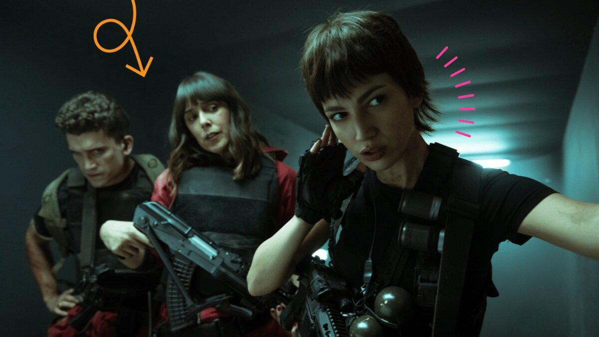money heist season 5 netflix