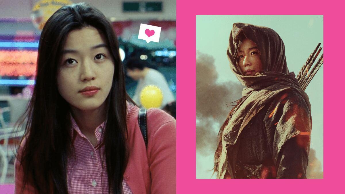 jun ji hyun movies and tv shows