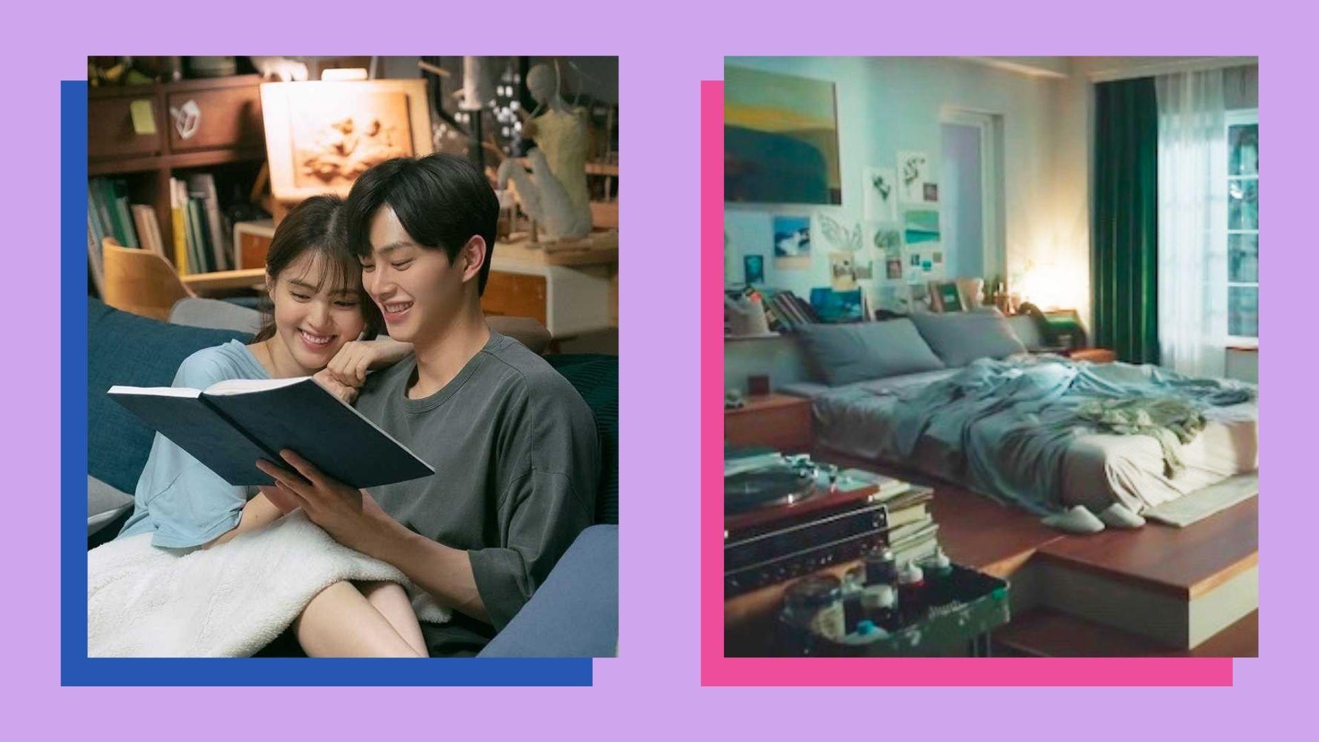 Na Bi's bedroom in Nevertheless