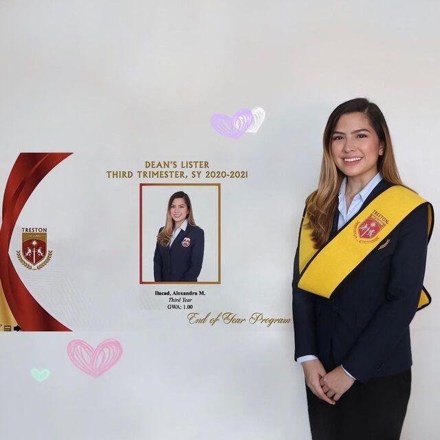 alexa ilacad college graduation