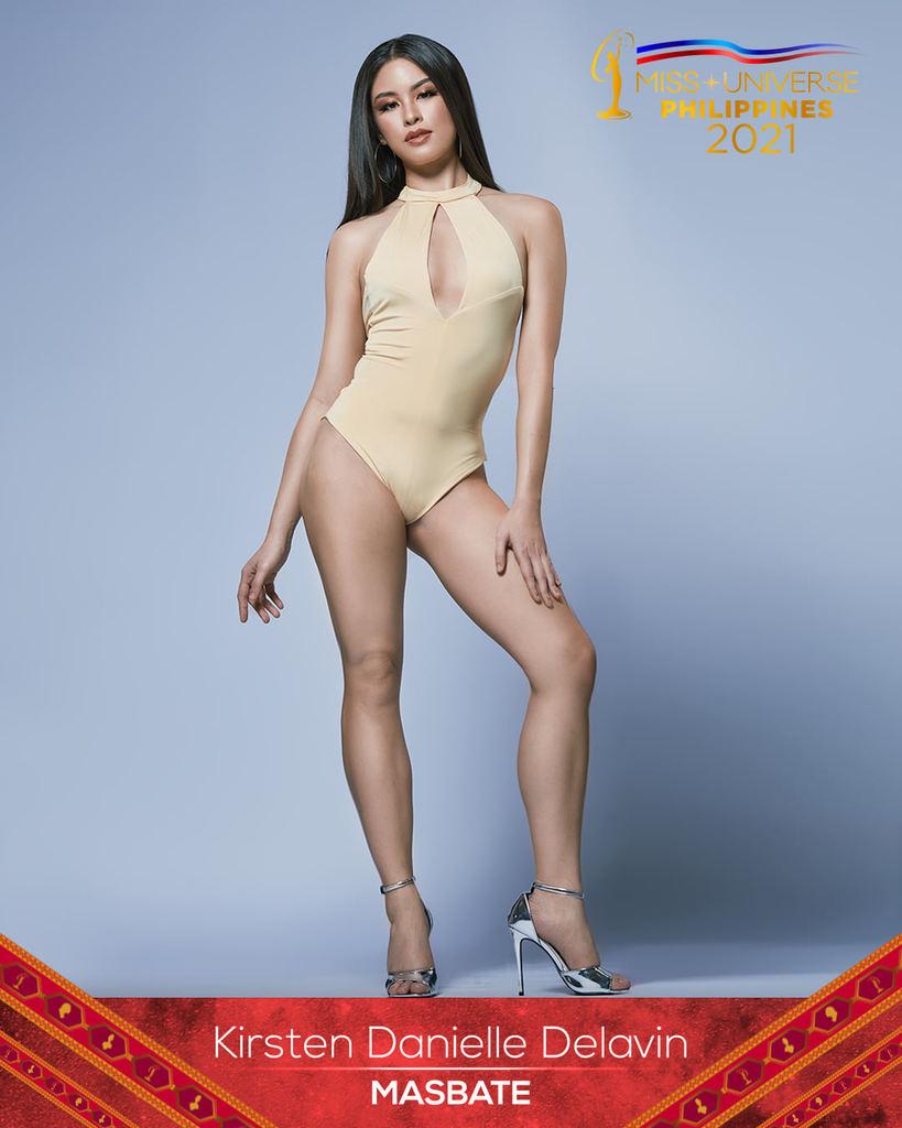 Miss Universe Philippines 2021 Top 75: Kisses Delavin