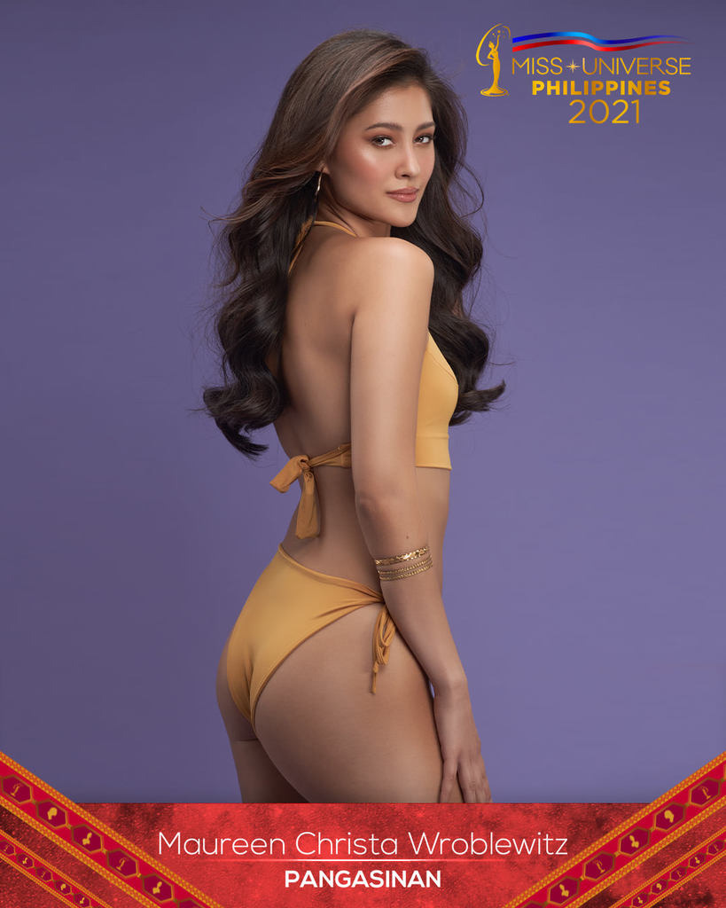 Miss Universe Philippines 2021 Top 75: Maureen Wroblewitz